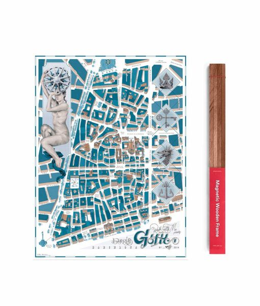 pack gotic walk with me