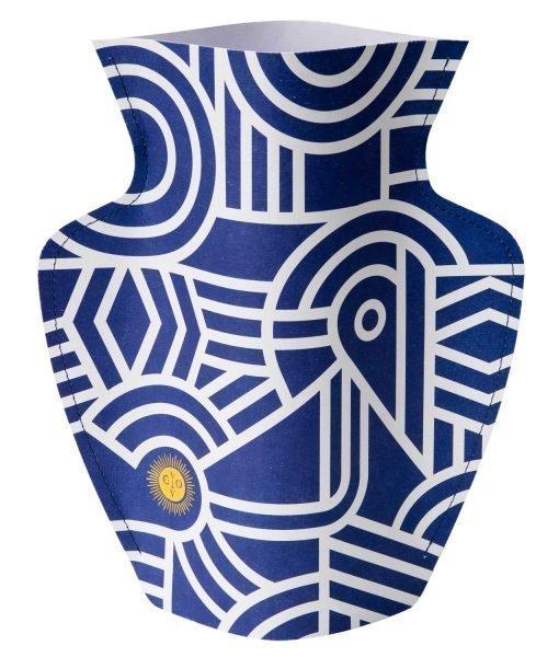 Greco paper Vase octaevo