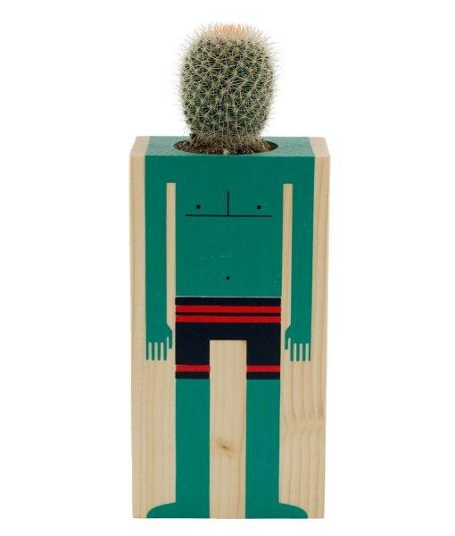 Bañista Chico Cactus