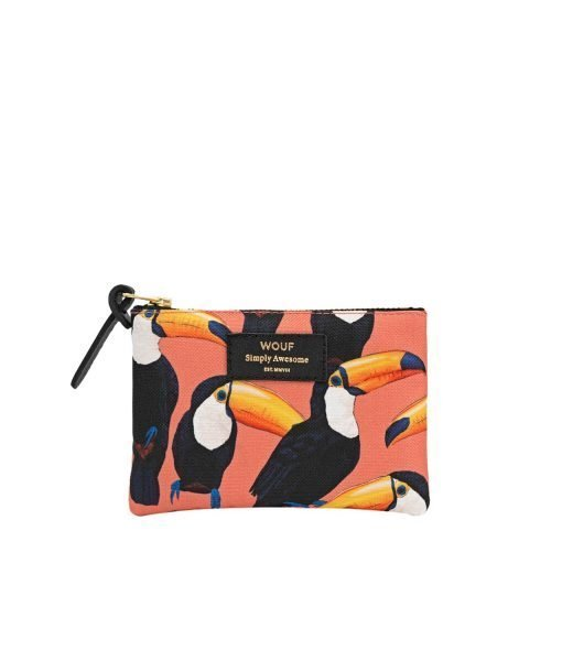 TOUCAN SMALL POUCH