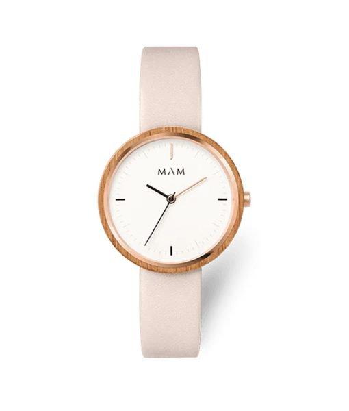 reloj bambu mam originals
