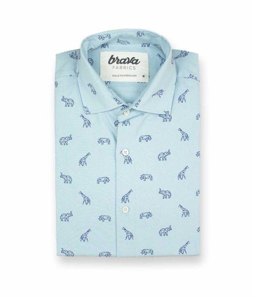 savannah camisa brava fabrics
