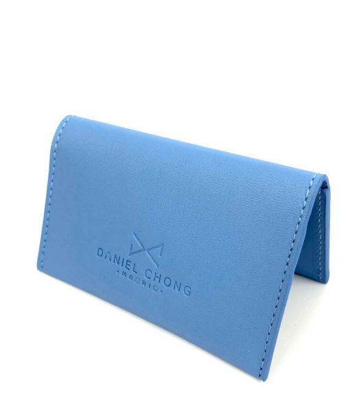 card holder blue DANIEL CHONG